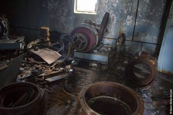 Мародёры Чернобыля (15)
