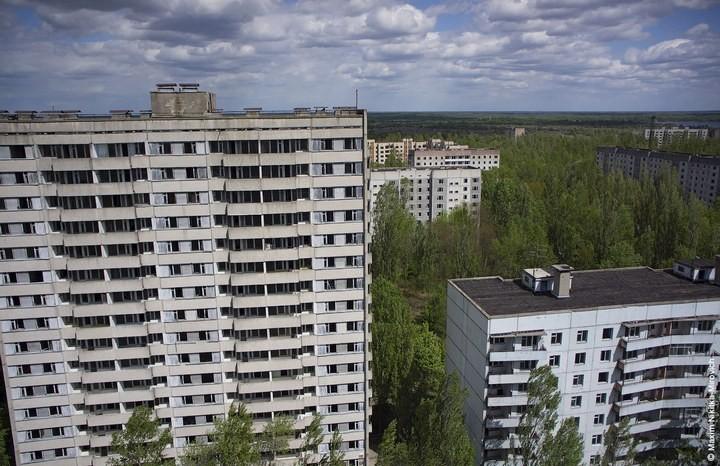 Мародёры Чернобыля (19)