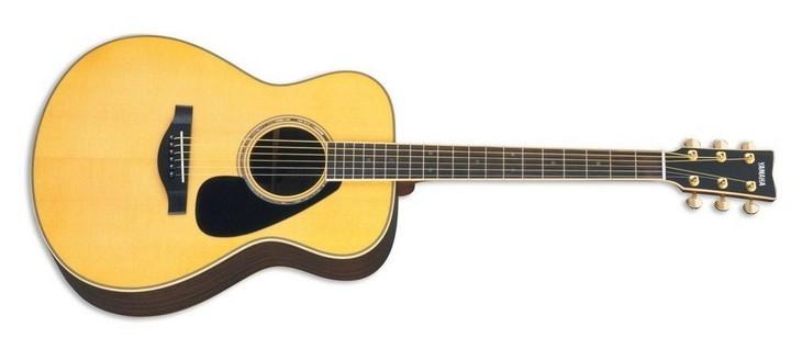 Влияние породы дерева на звук акустической гитары (2)