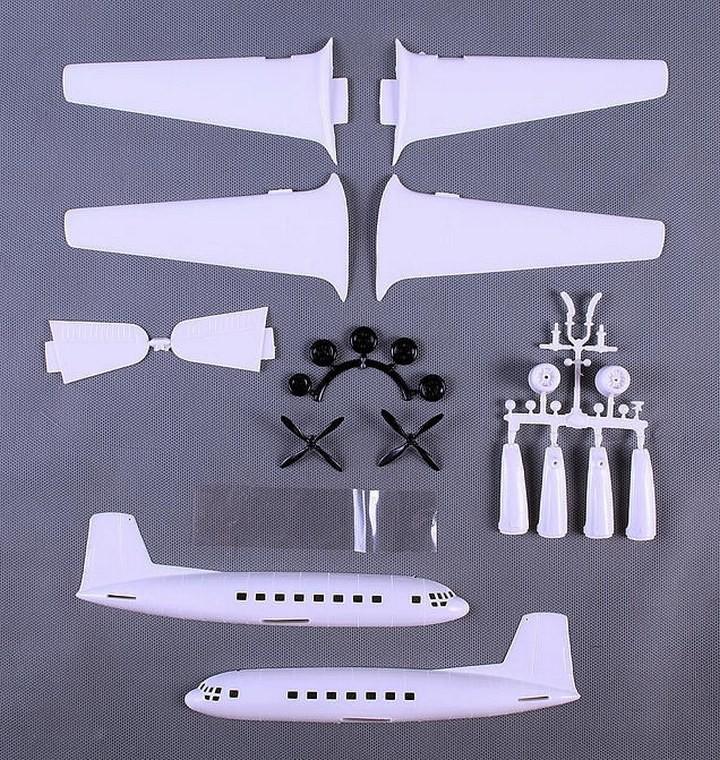 ГэДээРовские сборные модели самолётов (4)