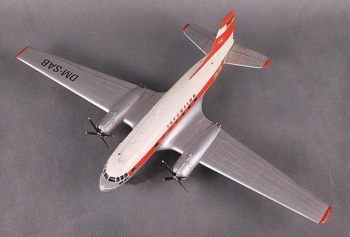 ГэДээРовские сборные модели самолётов (7)