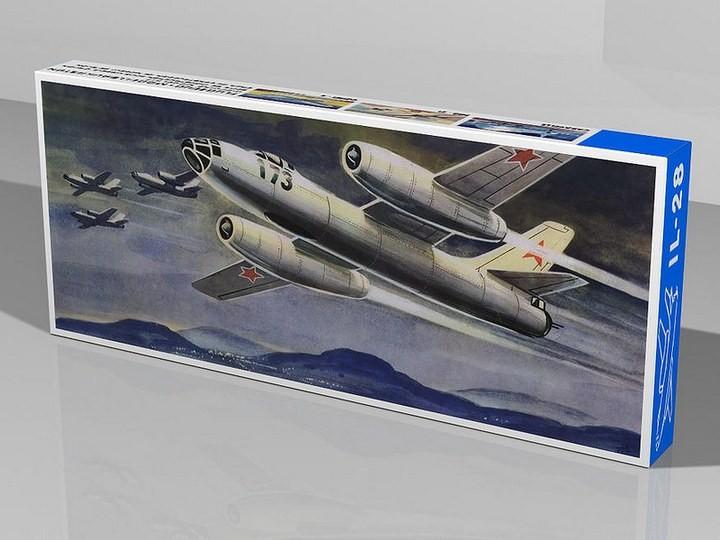ГэДээРовские сборные модели самолётов (20)