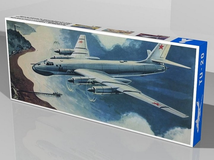 ГэДээРовские сборные модели самолётов (28)