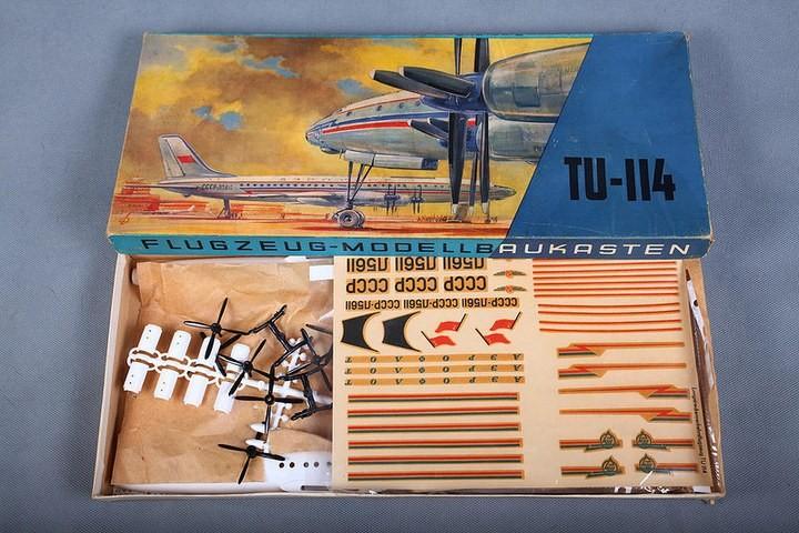 ГэДээРовские сборные модели самолётов (31)