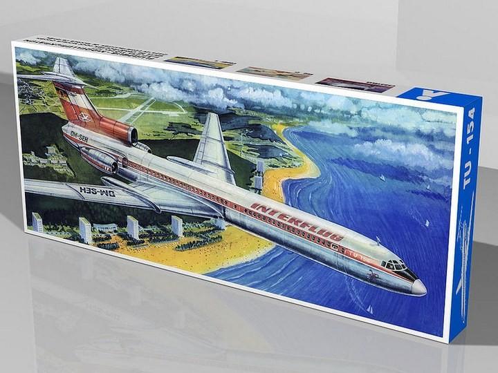 ГэДээРовские сборные модели самолётов (34)