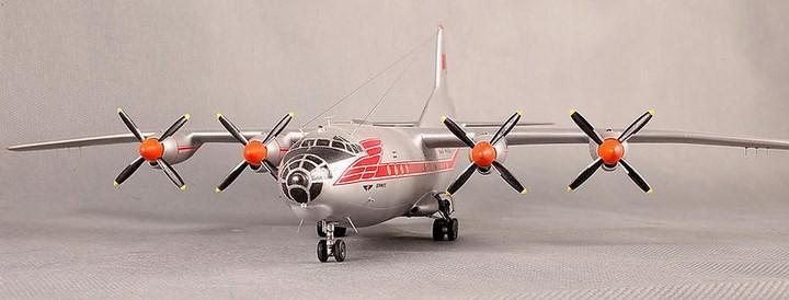 ГэДээРовские сборные модели самолётов (37)