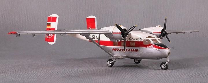 ГэДээРовские сборные модели самолётов (38)