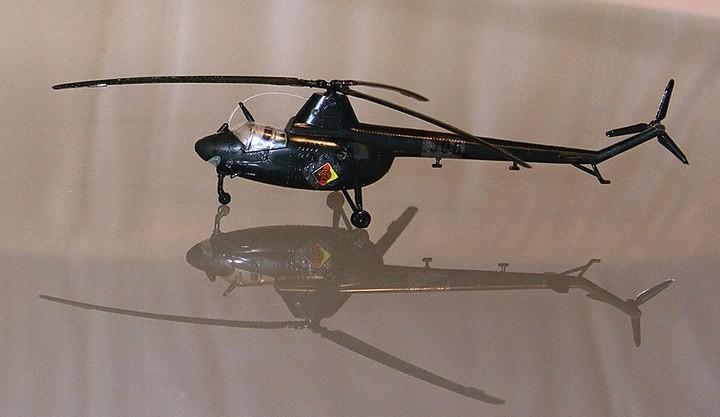 ГэДээРовские сборные модели самолётов (43)
