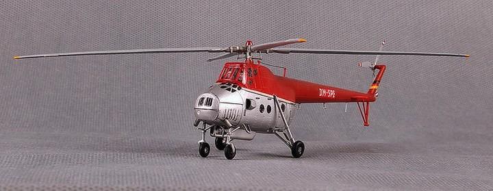 ГэДээРовские сборные модели самолётов (44)