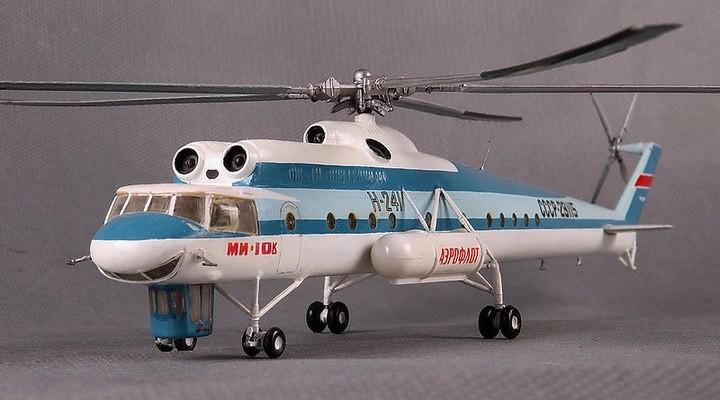 ГэДээРовские сборные модели самолётов (46)