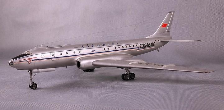 ГэДээРовские сборные модели самолётов (49)
