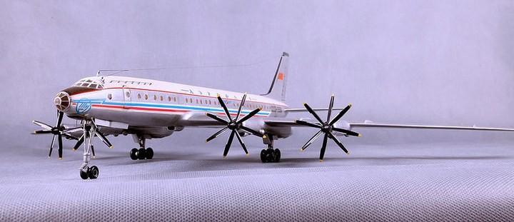 ГэДээРовские сборные модели самолётов (50)