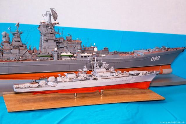Потрясающие модели из бумаги от Алексея Рыжова (11)