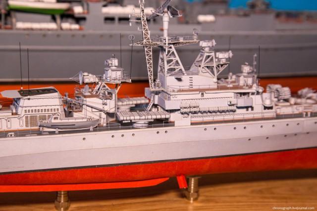 Потрясающие модели из бумаги от Алексея Рыжова (12)