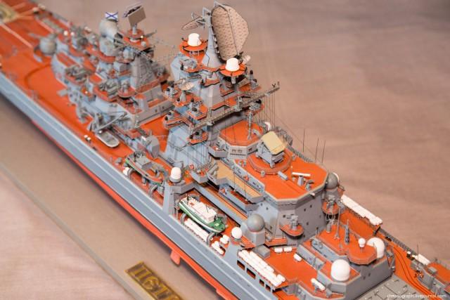 Потрясающие модели из бумаги от Алексея Рыжова (19)