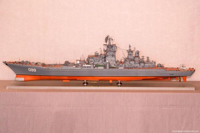 Потрясающие модели из бумаги от Алексея Рыжова (5)