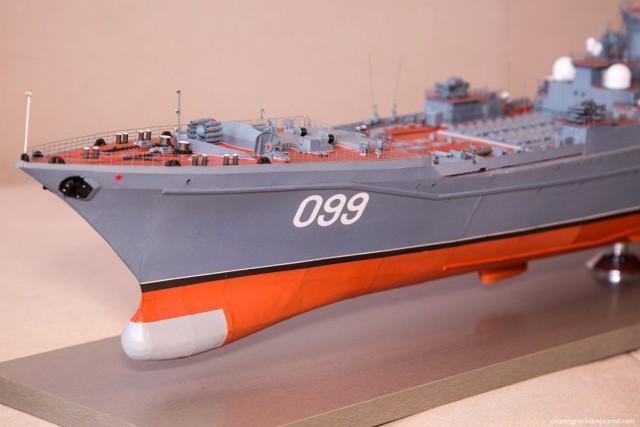 Потрясающие модели из бумаги от Алексея Рыжова (7)