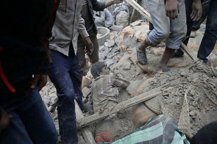 Землетрясение в Непале (1)