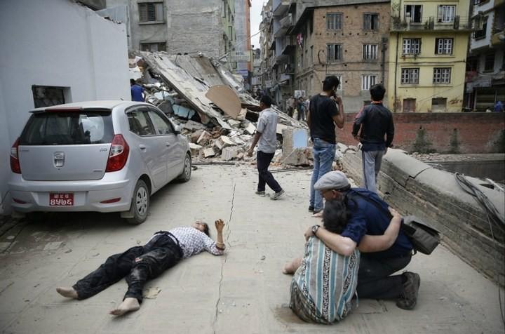 Землетрясение в Непале (3)
