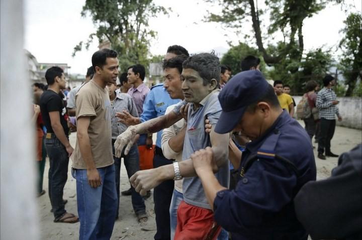 Землетрясение в Непале (6)