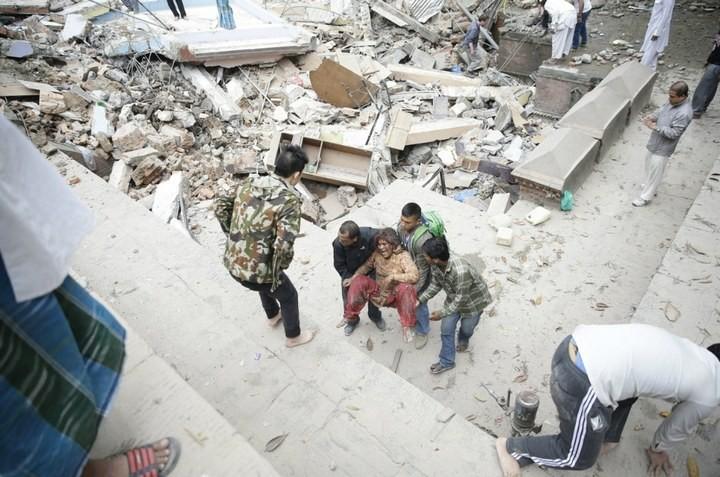 Землетрясение в Непале (7)