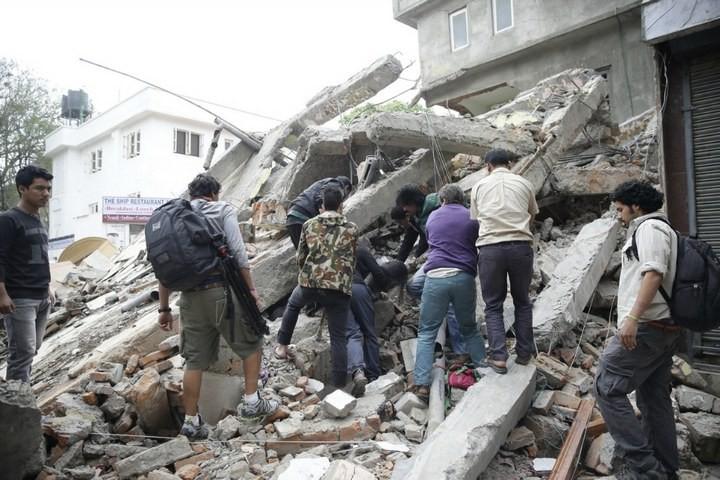 Землетрясение в Непале (8)