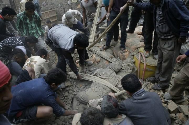 Землетрясение в Непале (9)