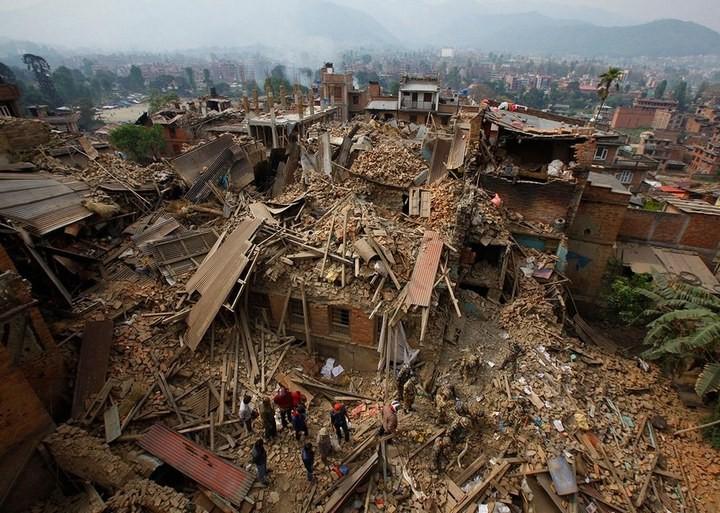 Землетрясение в Непале (11)