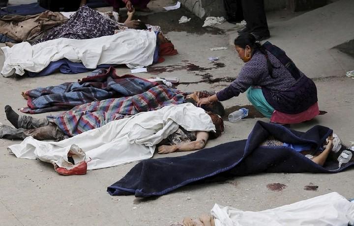 Землетрясение в Непале (14)