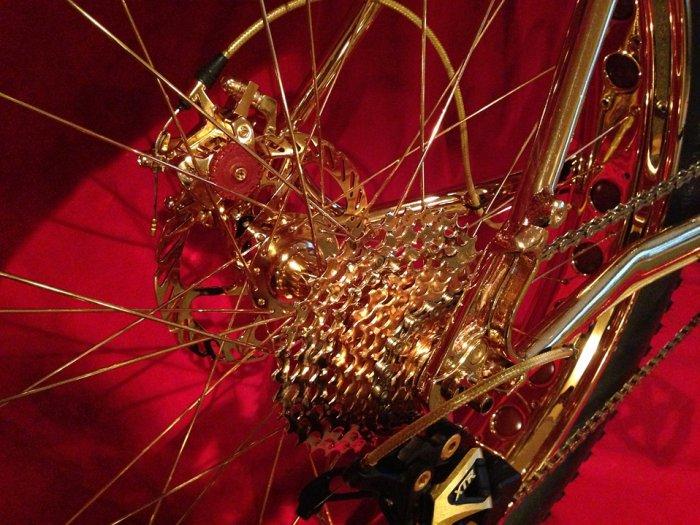 Самый дорогой велосипед в мире стоимостью 1.000.000$ (9)