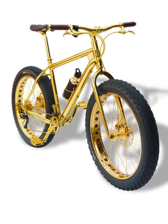 Самый дорогой велосипед в мире стоимостью 1.000.000$ (1)