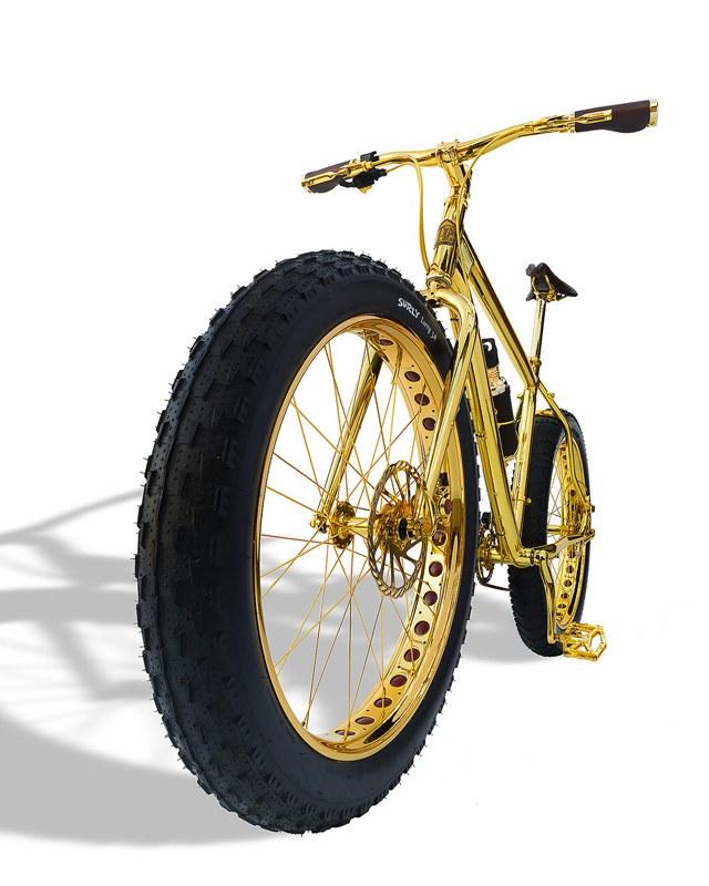 Самый дорогой велосипед в мире стоимостью 1.000.000$ (3)