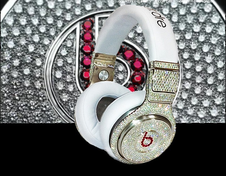 Beats By Dre and Graff Diamonds (3)