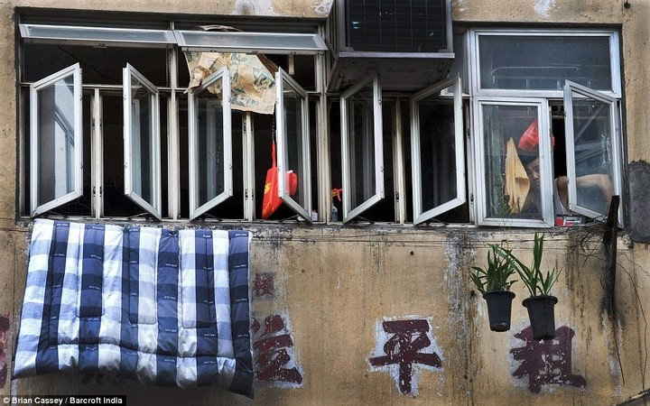 Жильё для бедных в Гонкоге (9)