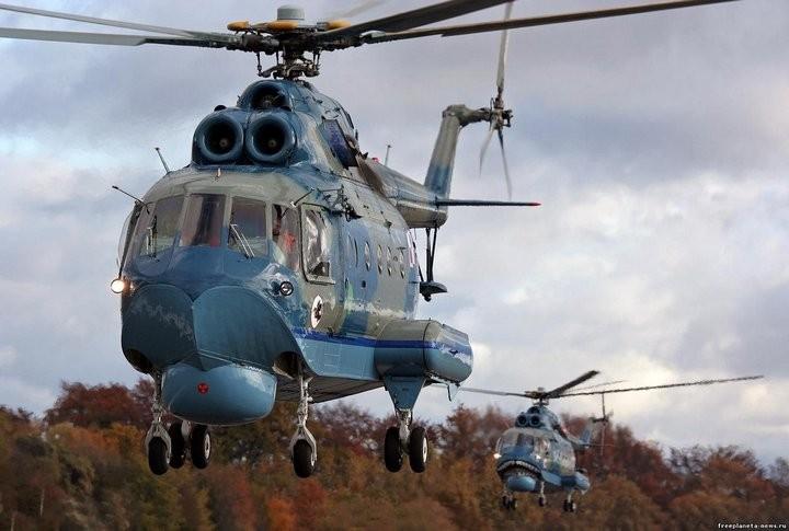 Вертолет-амфибия Ми-14 (9)