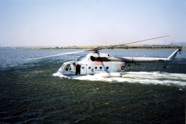 Вертолет-амфибия Ми-14 (10)