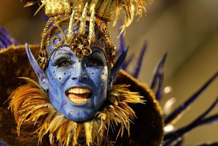 Бразильский карнавал — удивительное зрелище! (38)