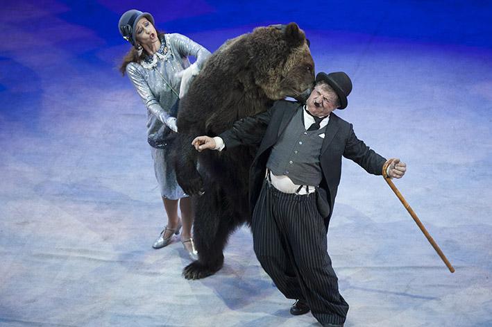 Яркое событие в мире цирка – фестиваль «Идол» (3)