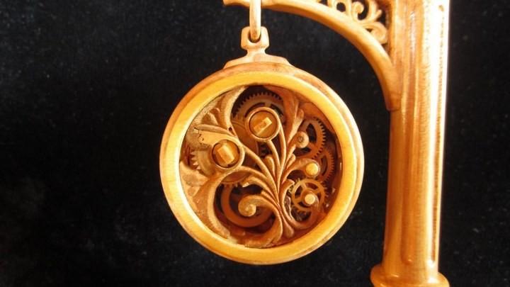 Деревянные часы Валерия Даневича (8)