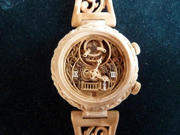 Деревянные часы Валерия Даневича (12)