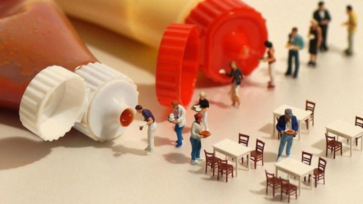 Креативные миниатюры от японца Танака Тацуя (17)