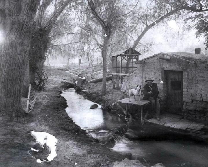 Лас–Вегас, 1895, США