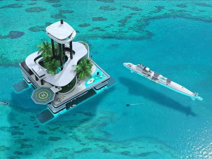 передвижные частные острова (1)