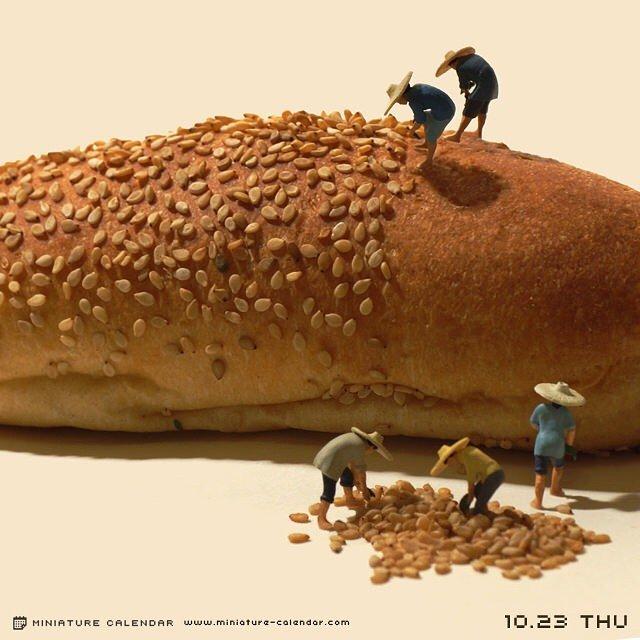 Креативные миниатюры от японца Танака Тацуя (16)