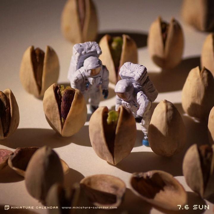 Креативные миниатюры от японца Танака Тацуя (2)