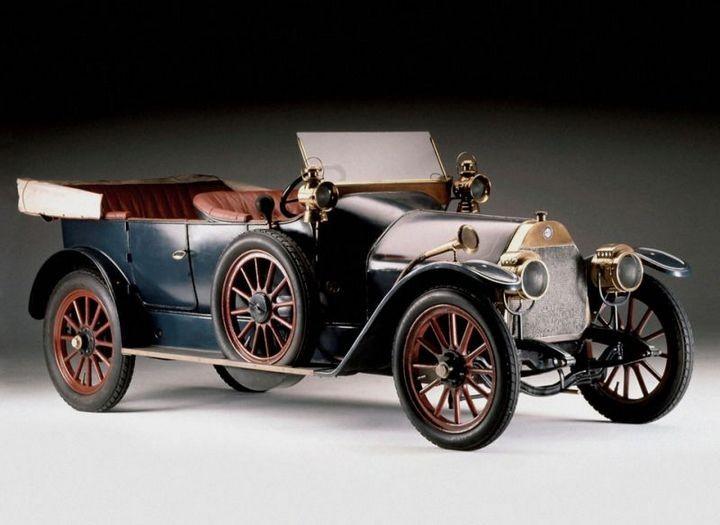 Первые автомобили в истории крупнейших современных брендов (2)