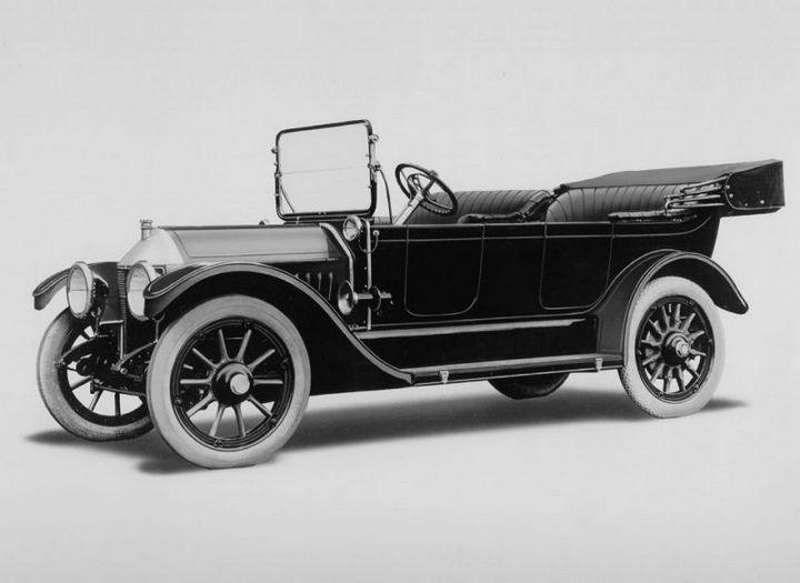 Первые автомобили в истории крупнейших современных брендов (9)