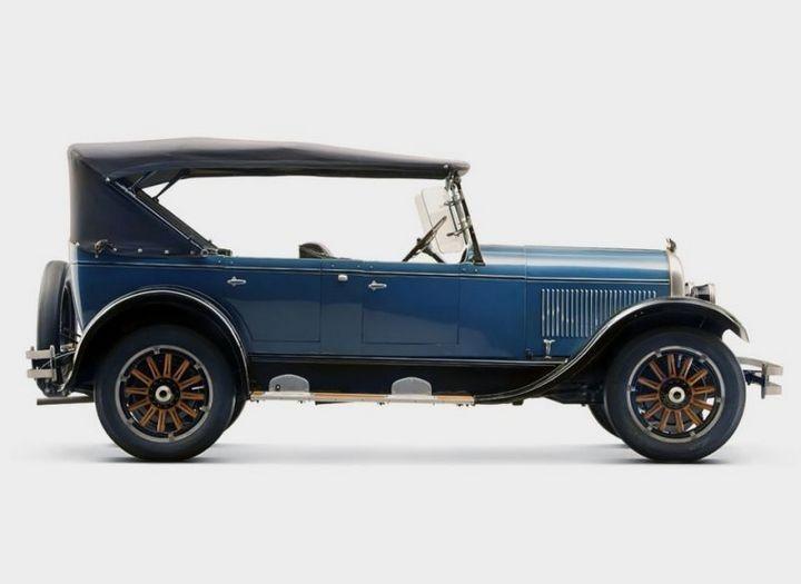 Первые автомобили в истории крупнейших современных брендов (10)