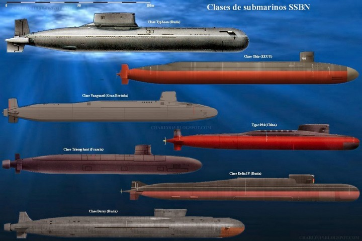 «Акула» — cамая большая подводная лодка в мире (7)