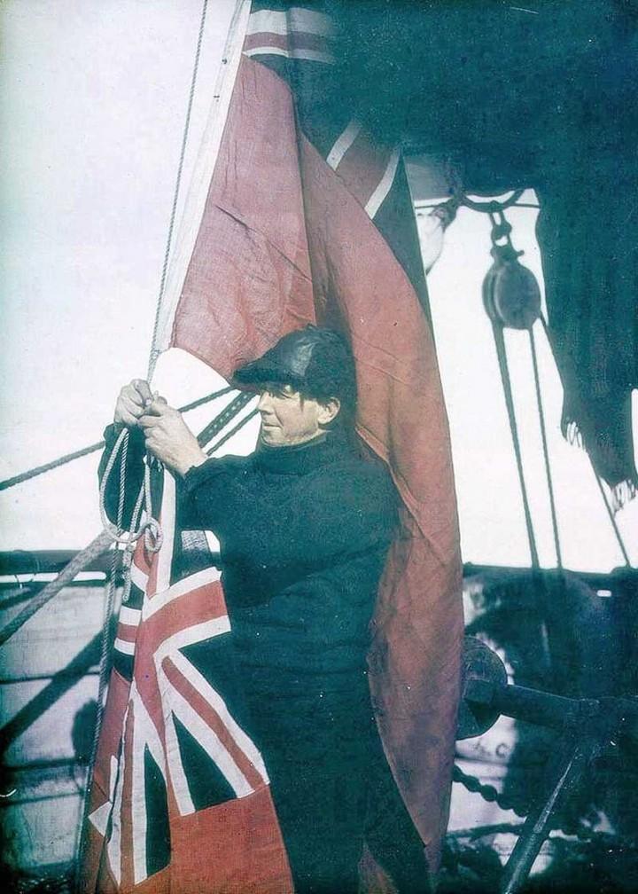 «Эндьюранс», или История выживания 28 человек среди льдов Антарктики (3)